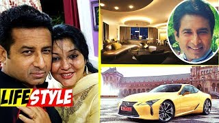 Iqbal Azad (Zoya Arora Father In Bepanah) Lifestyle - Net Worth, Real Wife, Age, Biography