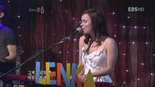 Lenka   The Show (Live On TV 2009)