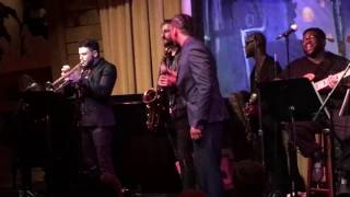 "Joshua Ledet ""It's A Man's World"" at Vibrato Jazz Grill"