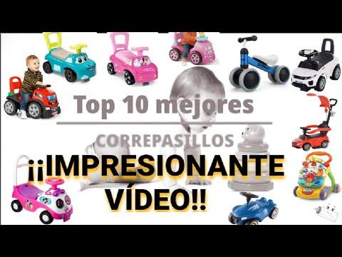 TOP 10 Mejores Correpasillos para  bebés OFERTON 2021