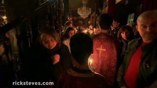 Thumbnail of the video 'Good Friday, as Commemorated in Italy, Greece, and Slovenia'