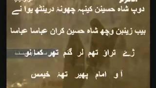 Sardab Hazrat  Abbas (a.s) The actual  grave beneath the shrine   URDU Version   Part 3 of  7