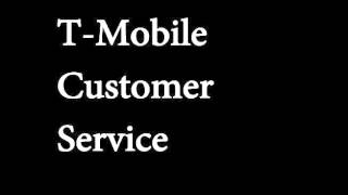 T-Mobile Customer Service call