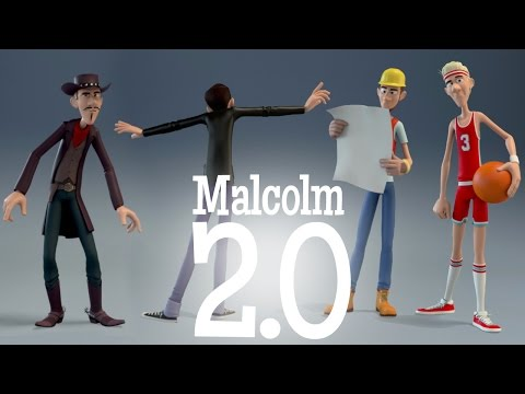 3d rigging with malcolm in maya tutorial by animschool