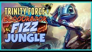 Trinity Force Bloodrazor Fizz Jungle! :)