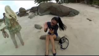 preview picture of video 'Wisata alam yang indah  BERHALA ISLAND'