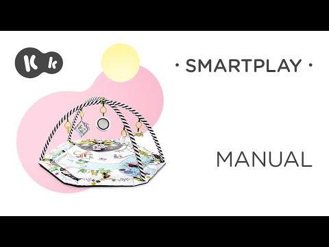 Gimnasio de actividades Smartplay Kinderkraft