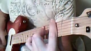 Alan Jackson - Long Long Way Guitar Solo