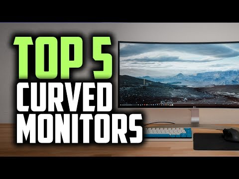 Best Curved Monitors in 2019 | The New Era Of Monitors