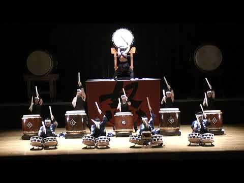 太鼓集団「怒」30周年記念公演 Desafio~怒、再び~ 第1部その4