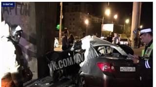 Три человека погибли в ДТП в Астрахани перед пасхой 27 апреля 2019