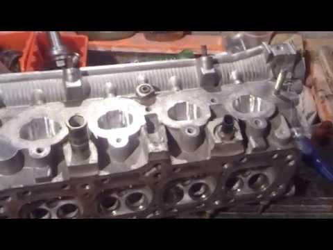 Фото к видео: Ремонт ГБЦ двигатель F14D3