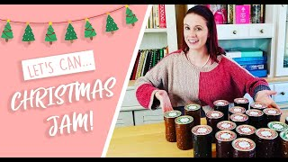 Let's Can Christmas Jam!