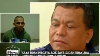 STIP Makan Korban Lagi Suasana Pemakaman Korban STIP  INews Petang 11/01