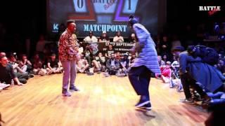 Battle BAD 2015 - KOFI vs BOUBOO - HIP-HOP FINAL