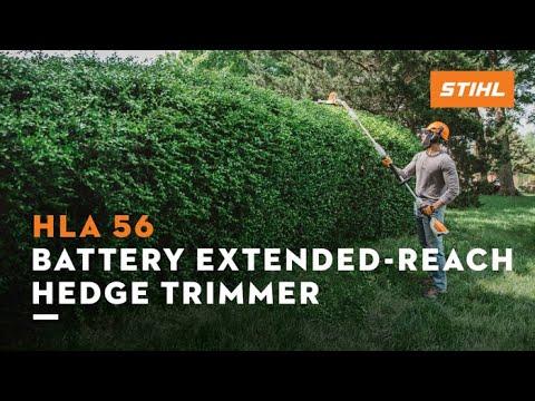 Stihl HLA 56 w/ AK30 Battery & AL101 Charger in Philipsburg, Montana - Video 2