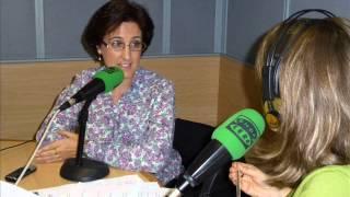 ENTREVISTA a Araceli Vega en ONDA CERO sobre Colección CUVANI, libros de valores