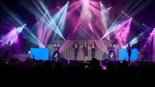 Cheryl Cole - Girls Aloud Medley live [A Million Lights Tour DVD - Live At The O2]