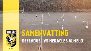 Oefenwedstrijd: Vitesse vs Heracles Almelo