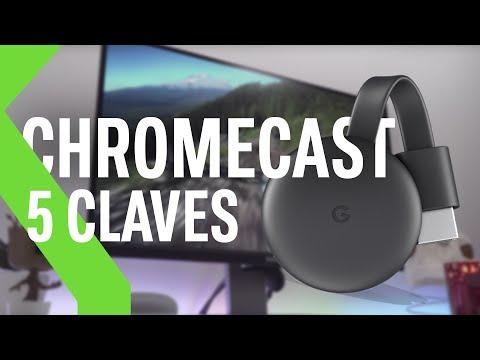 Chromecast en 5 claves: qué puedes y no puedes hacer con él