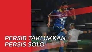 Persib Bandung Taklukkan Persis Solo 2-0 dalam Laga Uji Coba di Stadion Manahan