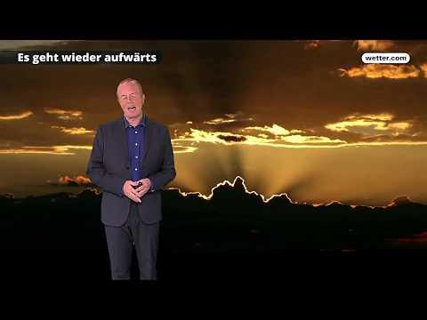 Wetter: Die aktuelle Vorhersage (26.08.2018)