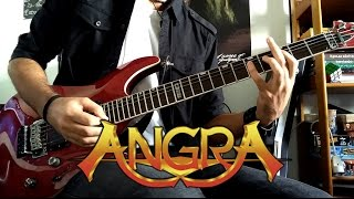Angra - Nothing to Say (Guitar Cover)