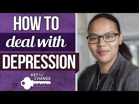 Depression - Three tips on ways to help