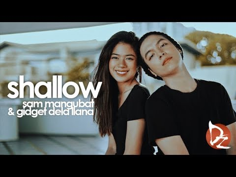 Sam Mangubat - Shallow (Acoustic Cover) ft. Gidget dela Llana