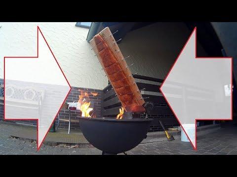 Das weltbeste DIY Flammlachsbrett 2.0