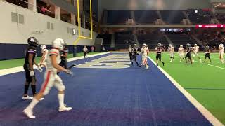 Frisco Independence vs. Frisco Wakeland Football Highlights