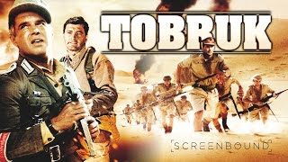 Trailer of Tobruk (1967)