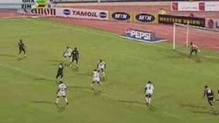 Ghana vs Zimbabwe - Africa Cup of Nations, Egypt 2006