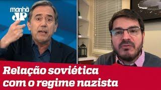 Qual a relação soviética com o regime nazista? Villa e Constantino debatem