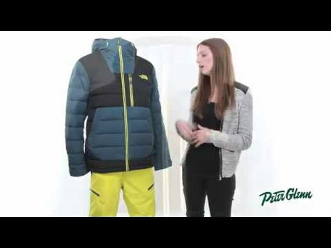 2015 The North Face Men's Point It Down Ski Jacket Review by Peter Glenn