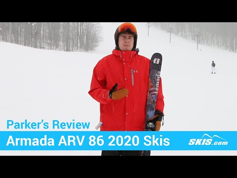 Video: Armada ARV 86 Skis 2020 16 40