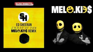 Ed Sheeran Shape of You (Melo.Kids Remix)