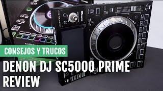 Review: Denon DJ SC5000  Media Player | Consejos y Trucos | DJcity Latino