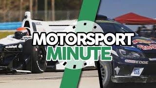 Motorsport Minute Ep. 6