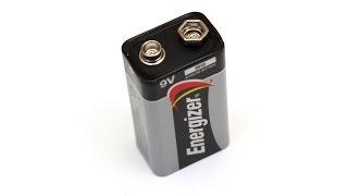 How to make a 9v battery