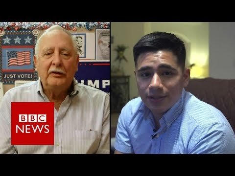 State of the Union: Trump voter & Dreamer react – BBC News