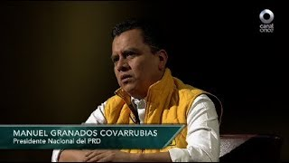 Línea Directa - Manuel Granados Covarrubias
