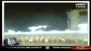 Чудеса Аллаха. МЕККА. Сенсационное видео! Ангелы над Каабой!