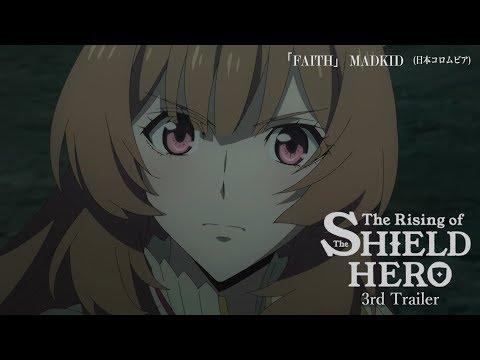 動畫《盾之勇者成名錄》釋出第三波宣傳影片