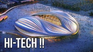 5 Lapangan Sepakbola Yang Besarnya Bisa Bikin Kamu Nyasar!