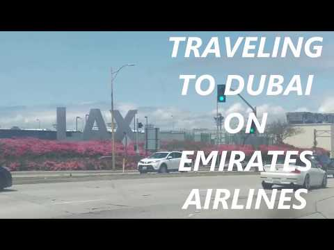Emirates Airlines 16 Hour Flight Economy Class Seat Review…
