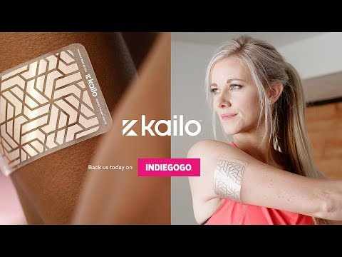 Kailo -The Future of Pain Relief-GadgetAny