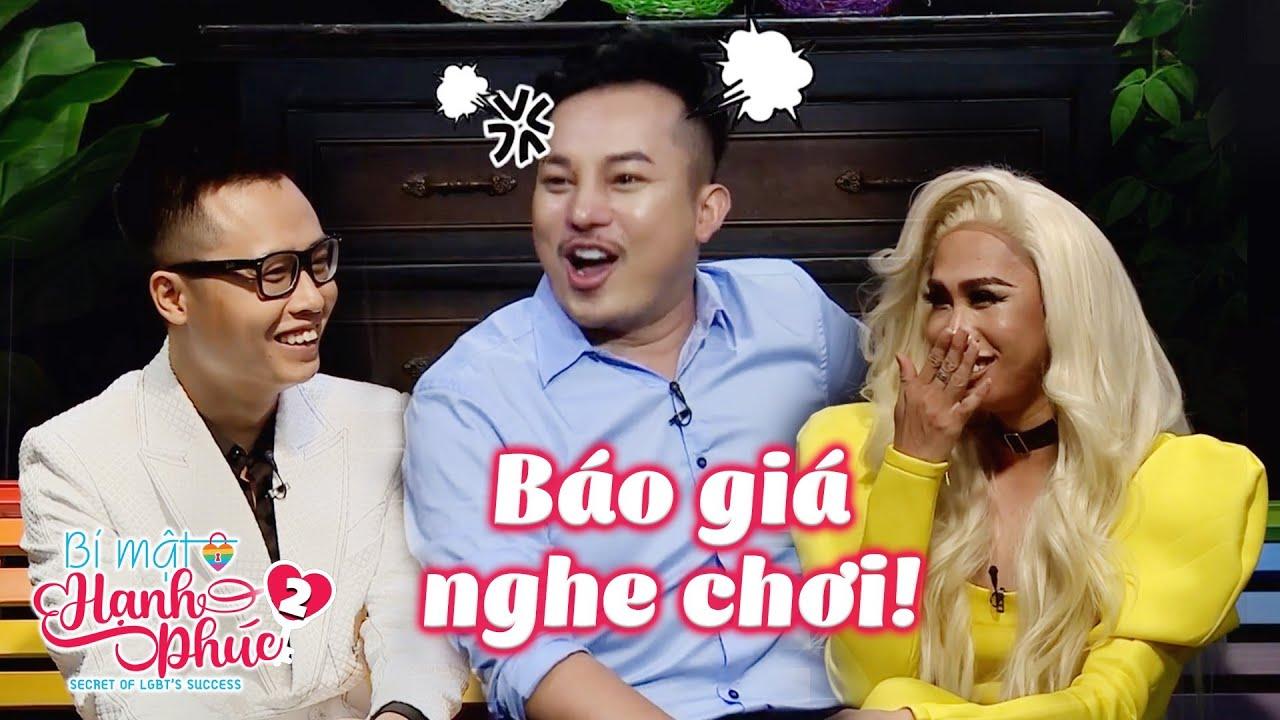 Bí mật hạnh phúc | Tập 2: Bi Đá Bào trách Minh Tuấn lấy học phí quá cao dập tắt ước mơ của Bobby Bùi