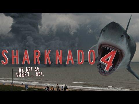 Sharknado 4 - Official Trailer 1 [HD]