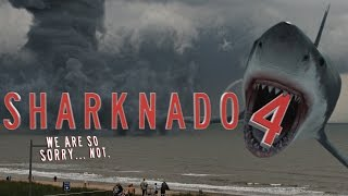 Sharknado 4 - Official Trailer 1 [HD]